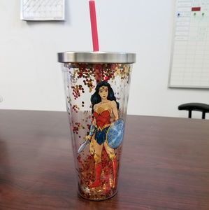 New Wonder Woman cup